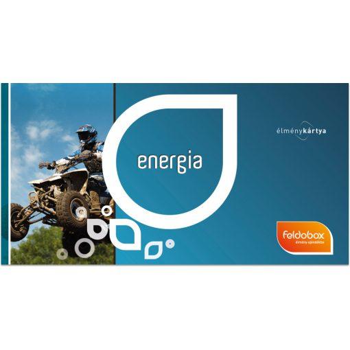 Energia - Feldobox ajándékkártya