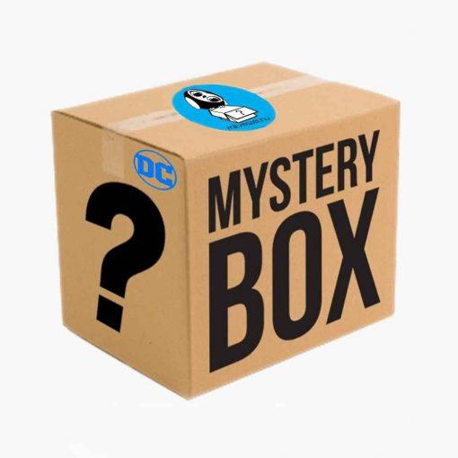 DC-Comics Loot meglepetés csomag - Gyűjtőknek IS